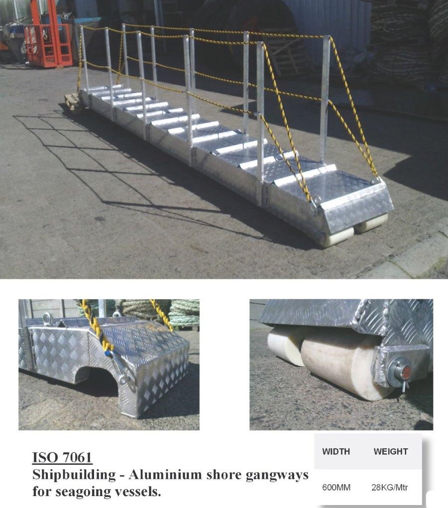 Gangway Ladders