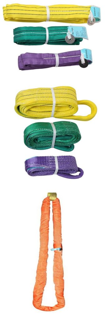 Supplier of Flat & Endless Round Slings